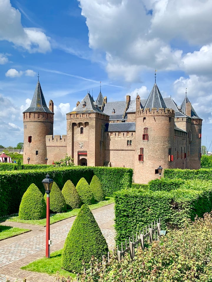Castle Gardens (optional)