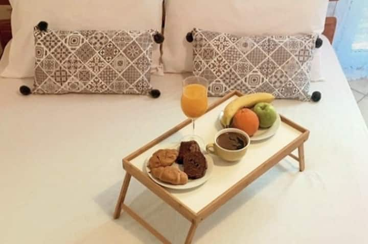 Evilion house in Tholo. Sea, nature , relaxation !