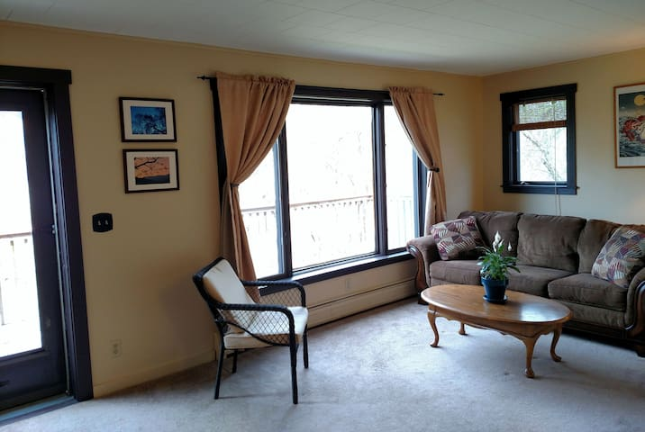 Carriage House Village Apartment - Waterbury - Byt