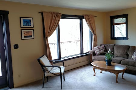Carriage House Village Apartment - Waterbury