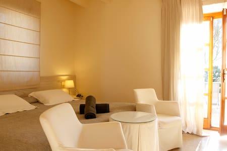Habitación doble con terraza - Sant Llorenç des Cardassar