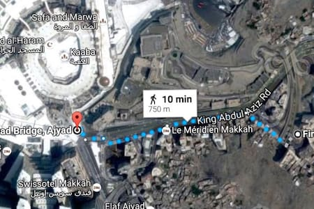10 minutes' walk to Haram (the Holy Mosque) - Mecca - Appartement