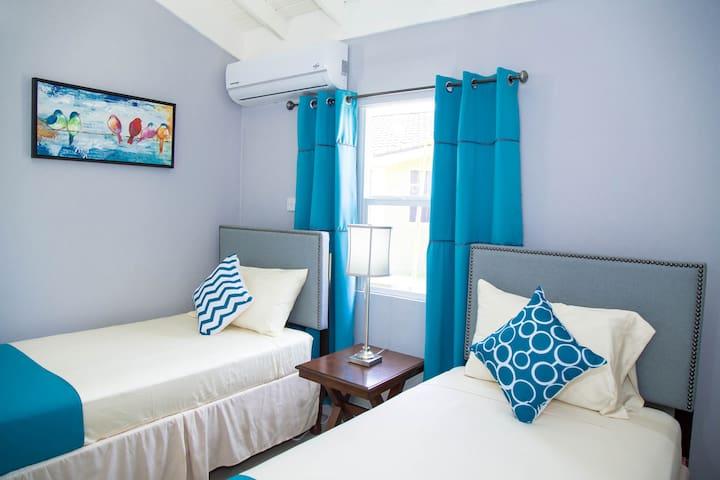 Sleep firm on our cloud-like beds.