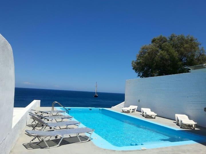 Santorini Grace villa No2