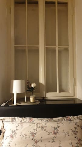 Schönes ruhiges privat Schlafzimmer