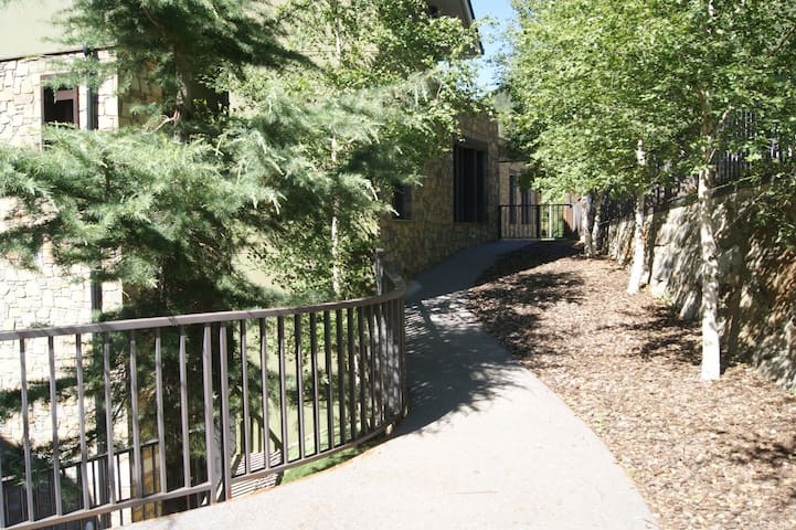 APARTAMENTS ELS ESQUIADORS - Apartamento 2/4 estan - Llorts - Appartement