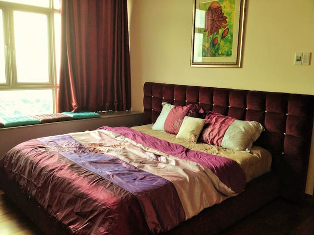 ONLY YOU in 4BDR AWESOME FLAT - Ho Chi Minh City - Daire