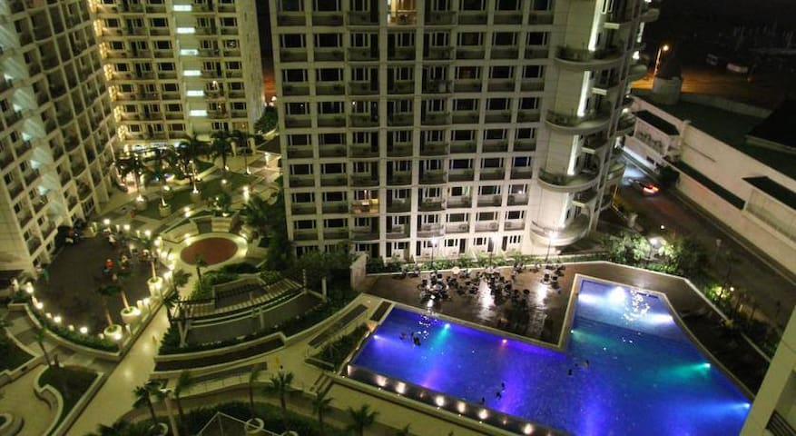 CONDO@SOLEMARE PARKSUITES - Parañaque - Wohnung