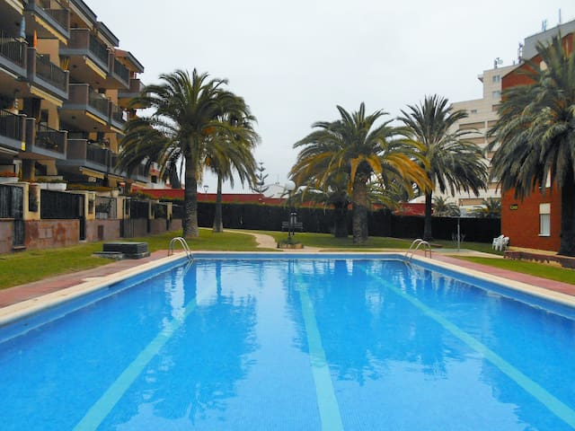 108A - Apartment with pool - Cambrils - Daire