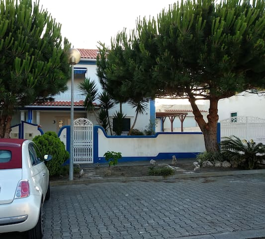 Ti Janeca's House