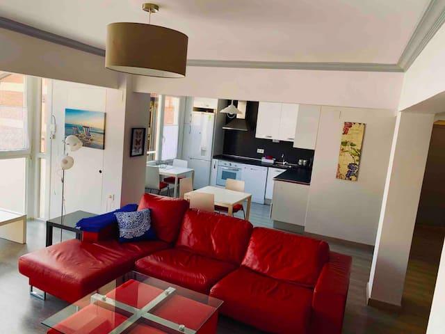 Bonito apartamento en Getxo