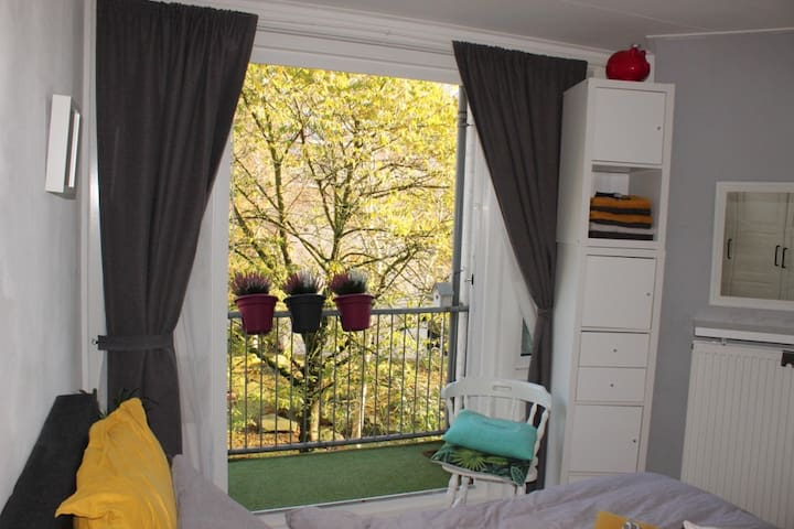 Stylish and light apartment close to Westerpark!