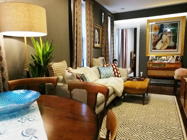 All Private Living Room, Bed Room & Bath Room! - New York - Byt