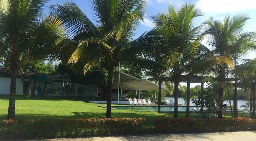 Confortable Casa ubicada en la Riviera Veracruzana
