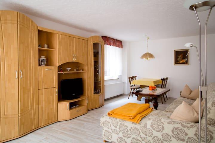 Ferienwohnung Am Steinbruch Nahe Dresden - Pirna - Apartamento