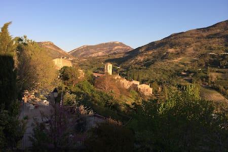 Charmante maison de village provençale - La Roche-sur-le-Buis