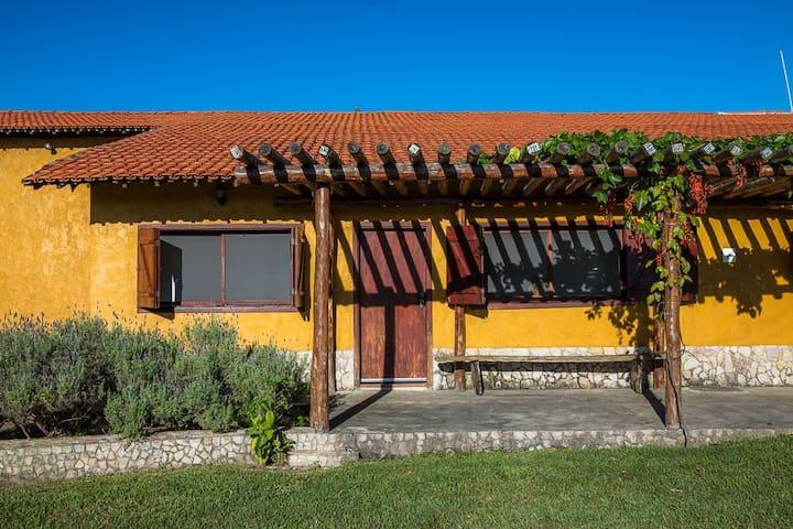 Fazenda Iluminada - Cottage - Alto Paraíso de Goiás - Loma-asunto