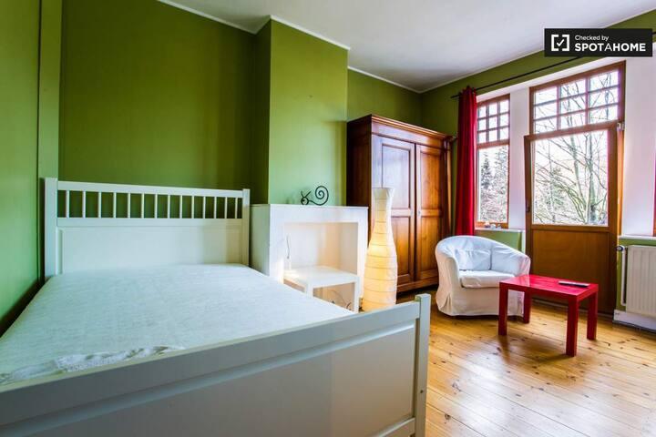 jolie chambre à Bruxelles