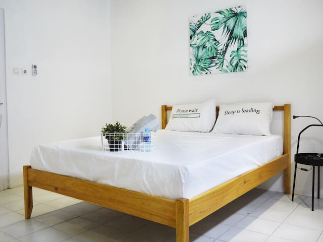 21 Residentie Semarang - Private Room (Room 5)