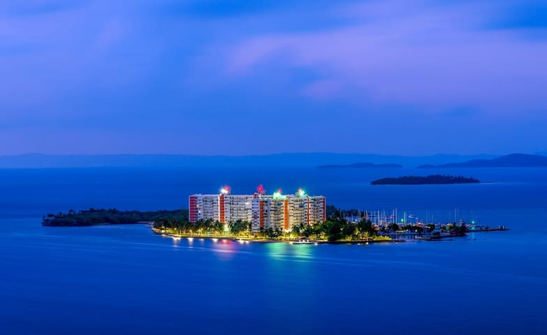 Isleta Marina Private Island Getaway