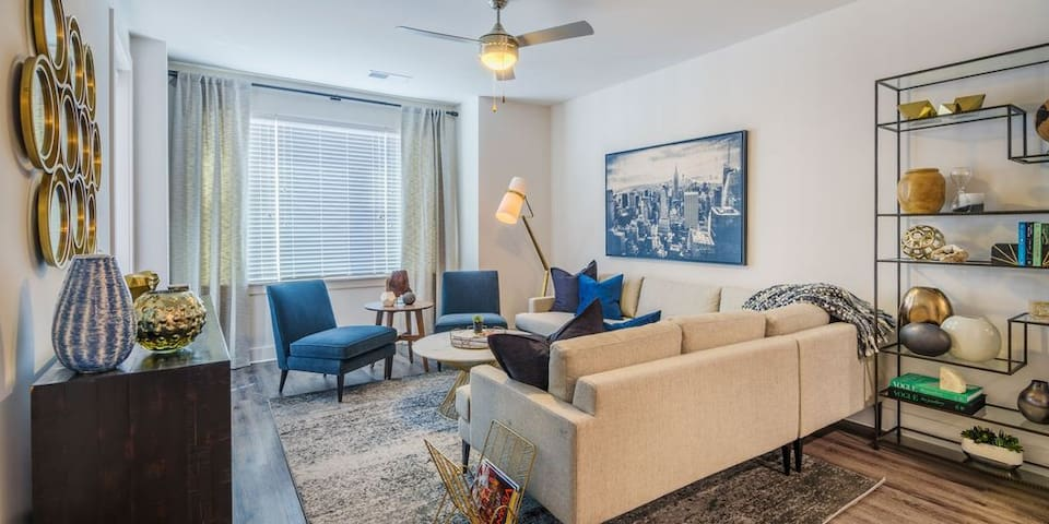A place to call home | 1BR in Durham
