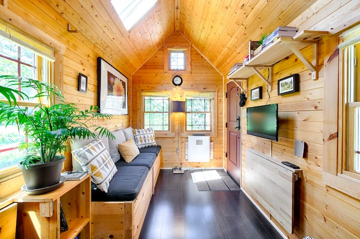 The Tiny Tack House - (Tiny House)