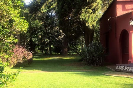Cálida casa de campo en Tomas Jofre