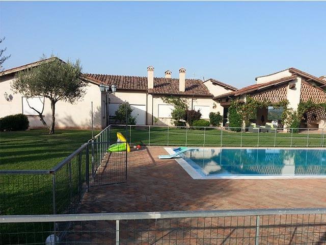 VILLA LUCA - Rome - Villa