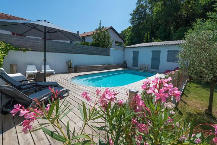 LOFT avec jardin et piscine - Biarritz - Loft