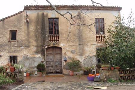 habitacion montnegre - sant celoni - Dům