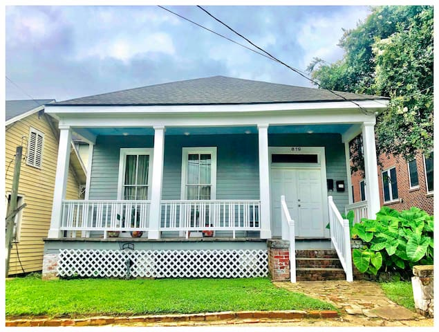 ☆Full Downtown Home 2Bed1Bath|LSU|Wifi|WasherDryer