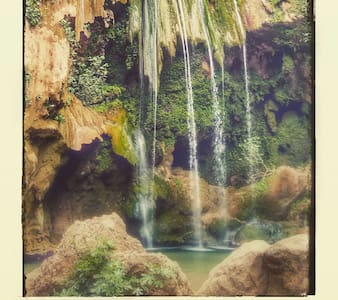 Akshour waterfalls - Chefchaouen - ที่พักพร้อมอาหารเช้า