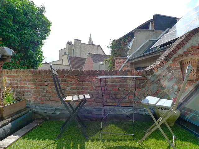 Cosy 16 century house. - Antwerpen - Huis