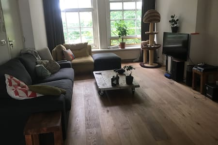 Spacious apartment close to central station - Amsterdam