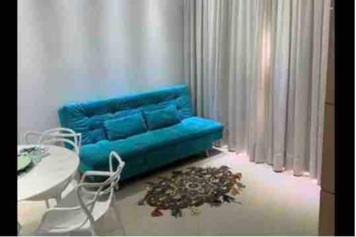 Lindo apartamento de um dormitório!