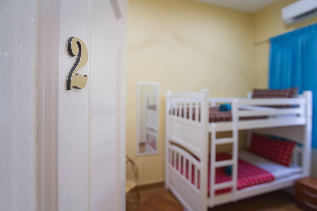 Room #2 @ 24 Merican Road
