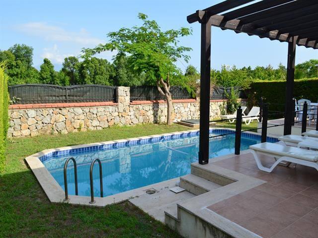 Fethiye Villa Oasis B03. 1291 - Yanıklar Köyü/ Fethiye - Casa