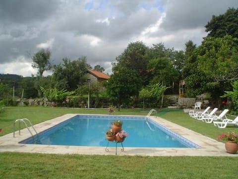 Casa da Entrada 2 bedroom with pool