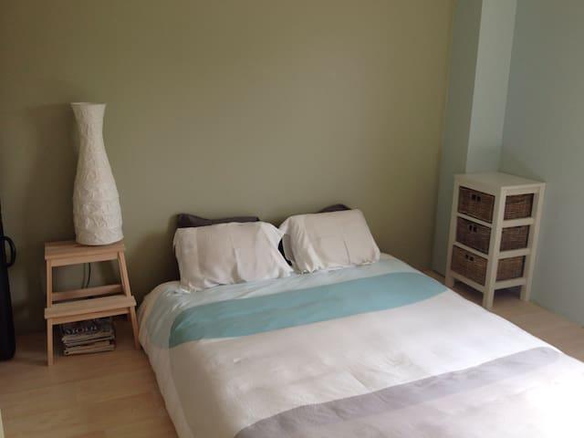 Chambre cosy dans villa chaleureuse - Ham-sur-Heure-Nalinnes
