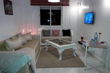 Bouznika beach apartment - Bouznika - Apartemen