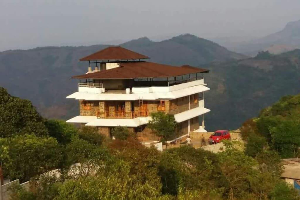 Retreat Center distant view