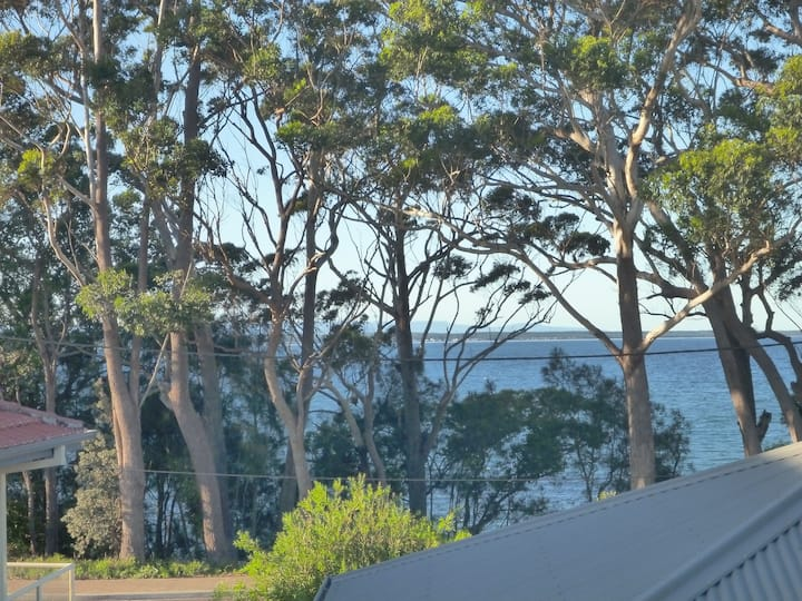 Eagle View on Jervis Bay