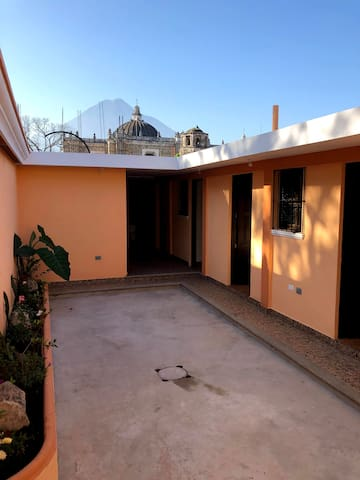 Gorgeous Private Stay in Antigua,Guatemala RM#4