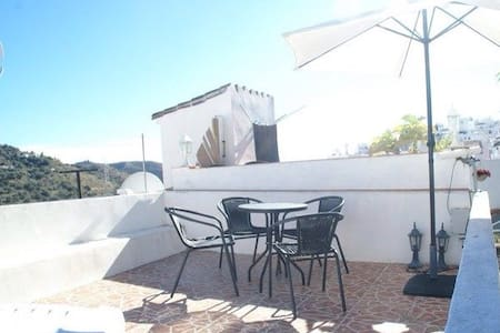 Townhouse in a nice spanish village - Torrox - Rumah