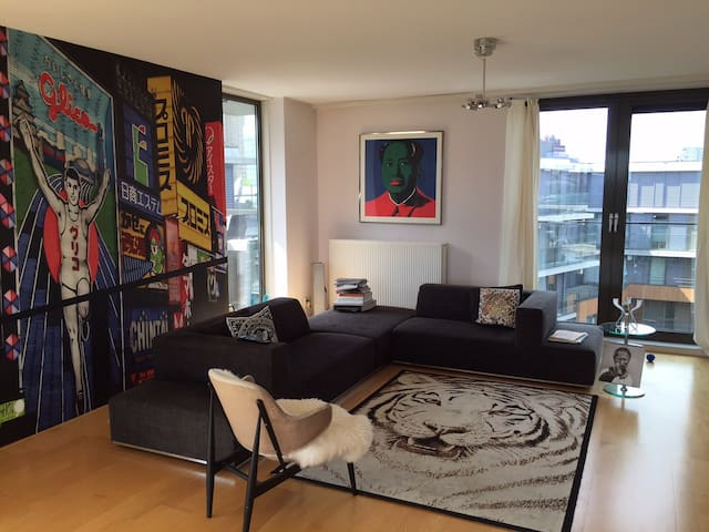 Penthouse in centre of Rotterdam - Rotterdam - Appartamento