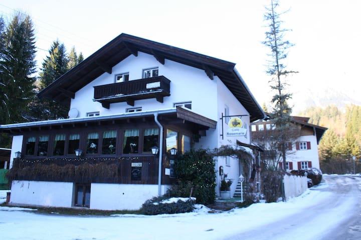 Schöne Ferienwohnung unweit des Skigebiets Wilder Kaiser/Brixen