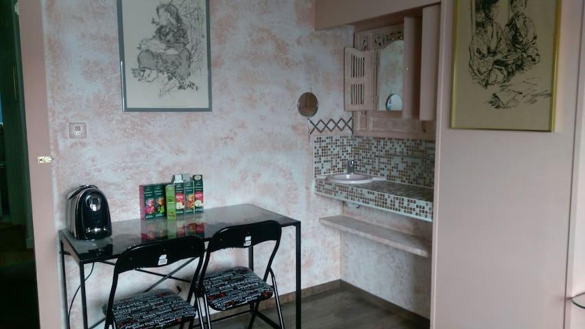 Möbl. Zimmer ab 1 Monat zu mieten - Kilchberg - House