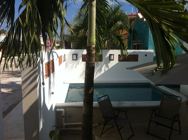Casa Blanca - Large Pool Chan Chemuyil Beauty! - MX - House