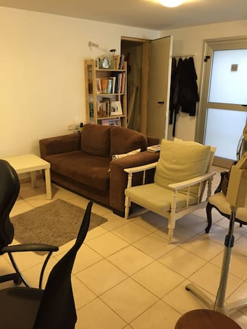 studio apartment for the holidays - בית חרות - Huoneisto