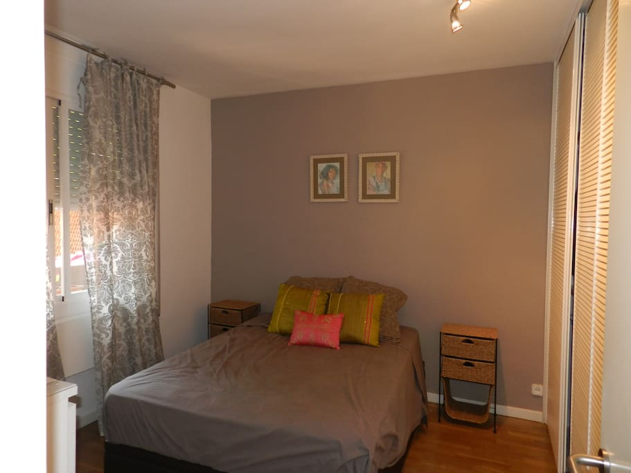 Double Bed Room (Available just in August)